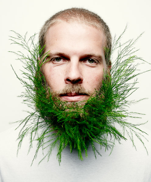 Josey Baker Flower Beard
